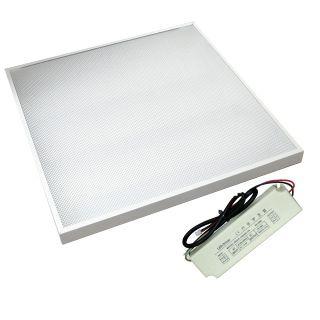 Светодиодный светильник Армстронг 36 Вт, призма