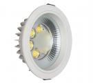Встраиваемый светодиодный светильник Cap Down-04