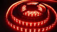 Светодиодная лента SMD-5050, 12v, 300 LED, IP 20, 14,4 Вт/м, красный