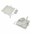 DEKO Встраиваемый светильник 18 Вт квадратный 146(132)