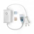 DEKO Вилка-контроллер для ленты 220В RGB