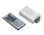 DEKO Контроллер для ленты 12В, 12А ИК-пульт