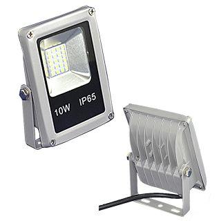Светодиодный прожектор SLIM 10Вт, 1000Лм (повышенной яркости)