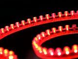 Герметичная светодиодная лента DIP 96B 480 LED, IP67, 12V, 7,7 Вт/м, красный