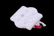 Светодиодный модуль LWMD210-12-UW 10 диодов