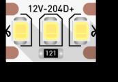 Светодиодная лента SWG2204-12-22-W