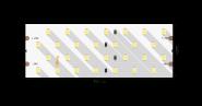 Светодиодная лента SWG2P280-24-26-NW-20