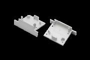 Заглушки для профиля LE4932-ECS, 2 шт