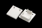 Заглушки для профиля LS1911K-ECS, 2 шт
