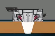 Профиль LF-PL01 «Парящая линия»